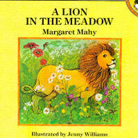 Cover of The lion in the meadow