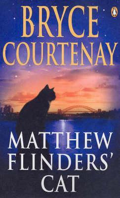 Cover: Matthew Flinders' cat