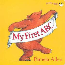cover: My first abc