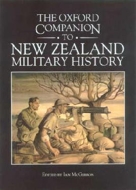 Cover: Oxford Companion to New Zealand Military History