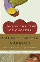 Cover of Love in the Time of Cholera