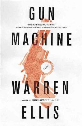 Cover: Gun Machine