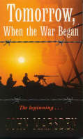 Cover of Tomorrow when the war began