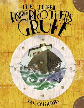 Cover of The Three Fishing Brothers Gruff