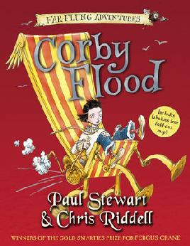 Corby Flood - cover