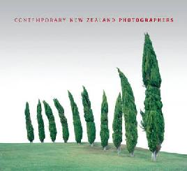 Cover of Contemporary New Zealand Photographers