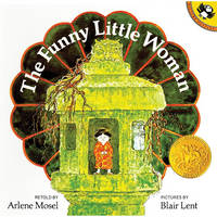Book cover of The funny little woman