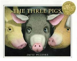Cover of The Three Pigs
