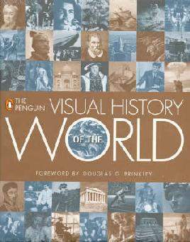 Cover of The penguin visual history of the world