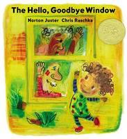 Cover of The Hello, Goodbye Window