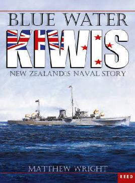 Blue Water Kiwis cover