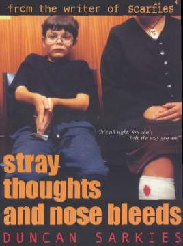 Cover of Stray thoughts and nose bleeds