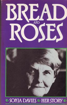 cover of Bread and roses