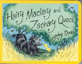 Cover: Hairy Maclary and Zachary Quack