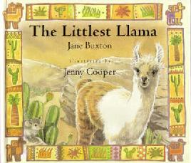 cover: The Littlest Llama