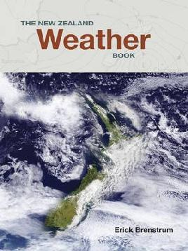 Cover of The New Zealand Weather Book