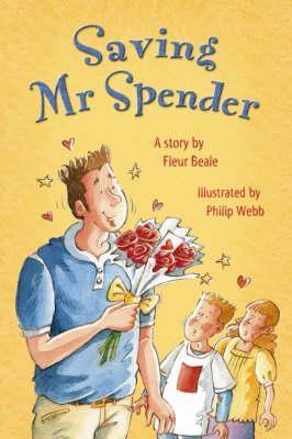 cover: Saving Mr Spender