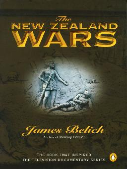Cover the New Zealand Wars