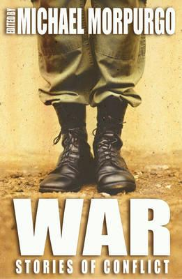 Cover: War, Stories of Conflict