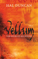 Book cover: Vellum
