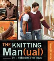 Cover of The Knitting Man(ual)