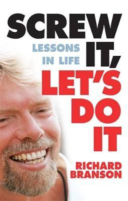 Cover of Screw it, lets do it by Richard Branson