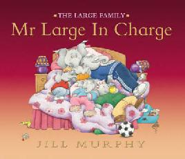 cover: Mr Large in charge