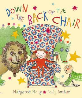 Cover of the Down the Back of the Chair picture book
