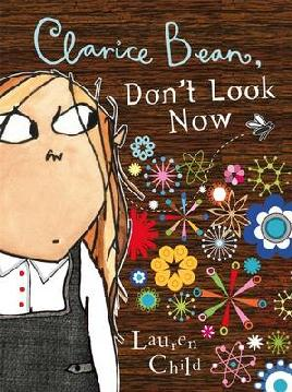 cover: Clarice Bean, don't look now