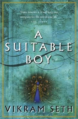 Cover: a Suitable Boy