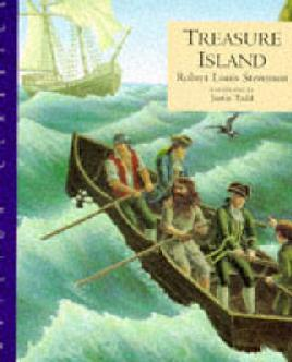 Cover: Treasure Island