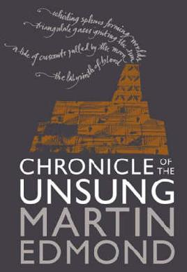 Cover of Chronicle of the unsung