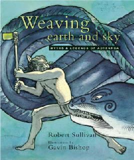 Cover of Weaving Earth and Sky