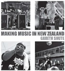 """Cover image of """"Making music in New Zealand"""""""
