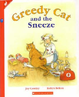 cover: Greedy Cat
