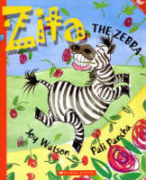 cover: Zita the Zebra