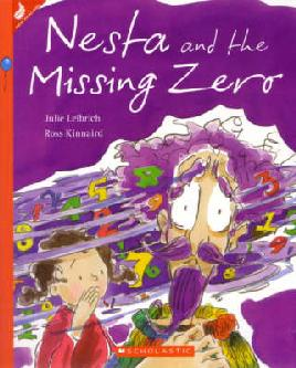 cover: Nesta and the missing zero