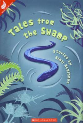 cover: Tales from the swamp