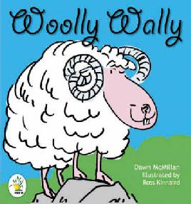 cover: Woolly Wally