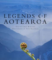 Legends of Aotearoa - cover