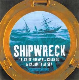 Book cover of shipwreck