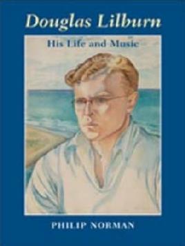 Cover of Douglas Lilburn: Hist life and music