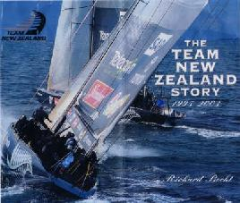 Cover: The Team New Zealand Story, 1995-2003