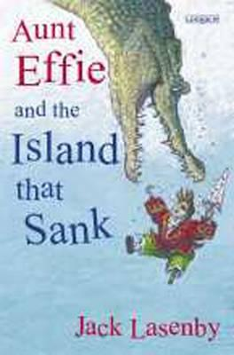 Cover of Aunt Effie and the Island that Sank