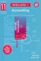"Cover image of ""Year 11 accounting study guide"""