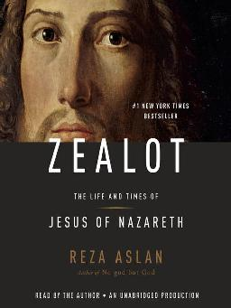 Cover of Zealot - downloadable audiobook