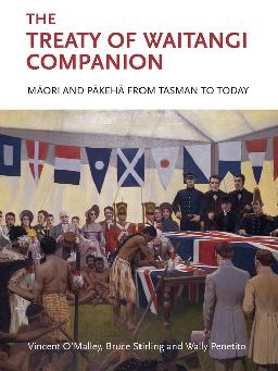 Cover of The Treaty of Waitangi Companion