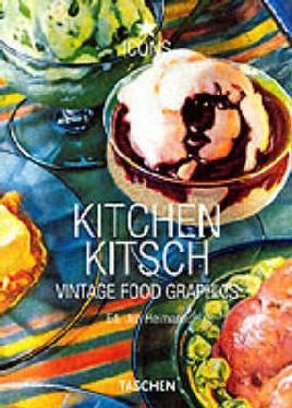 Book Cover of Kitchen Kitsch