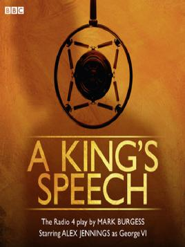 "Cover of ""A king's speech"""