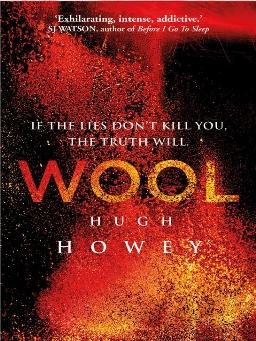 Cover of 'Wool' - ebook